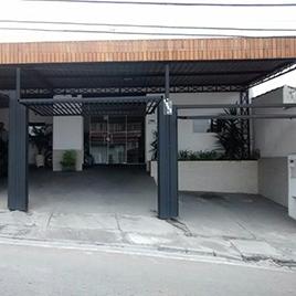 Sala comercial na Vila Oliveira